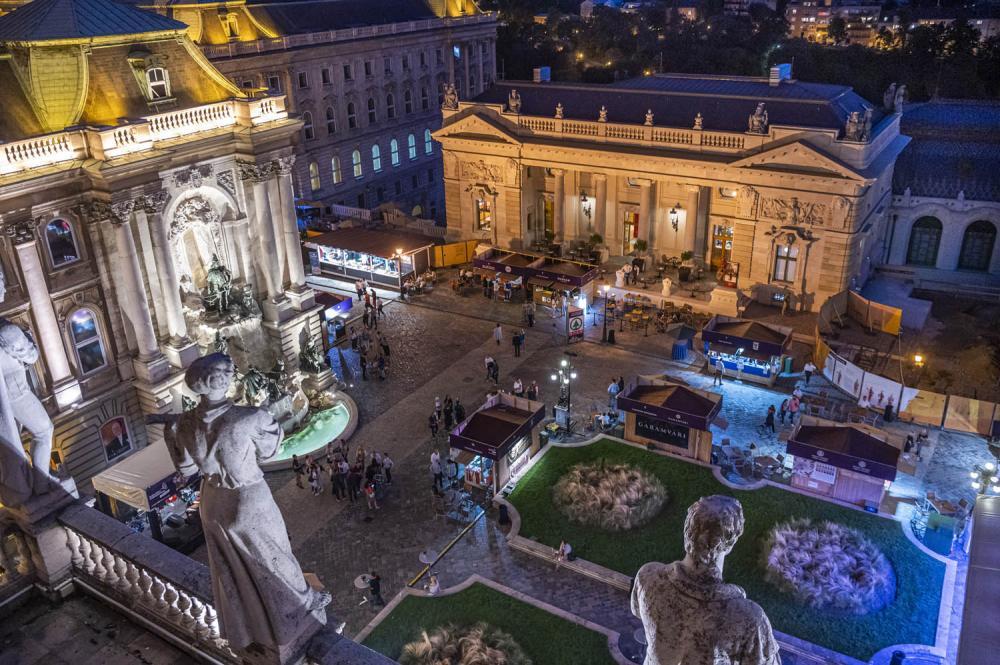 Budapest Borfesztivál Limited - egy kivételes évjárat margójára