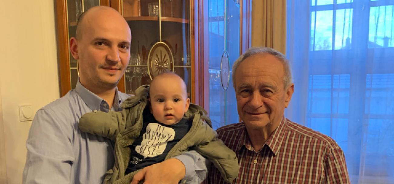 Két év után ismét interjút adott Szepsy István